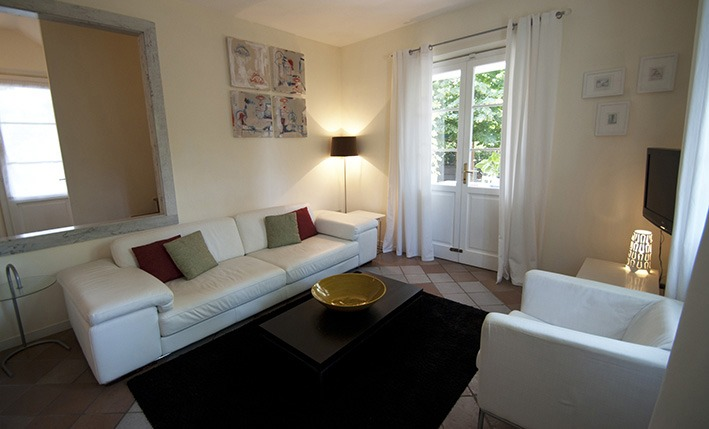 Living room, Villa Angela, one of the villas you can rent from Glesus, Wedding & Travel Services in Italy
