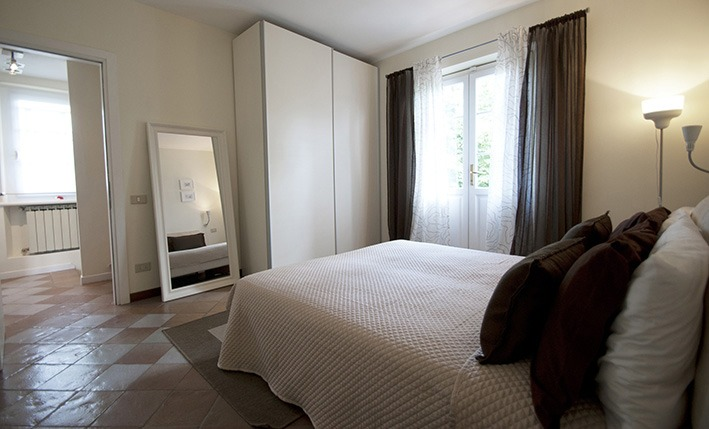 Bedroom, Villa Angela, one of the villas you can rent from Glesus, Wedding & Travel Services in Italy