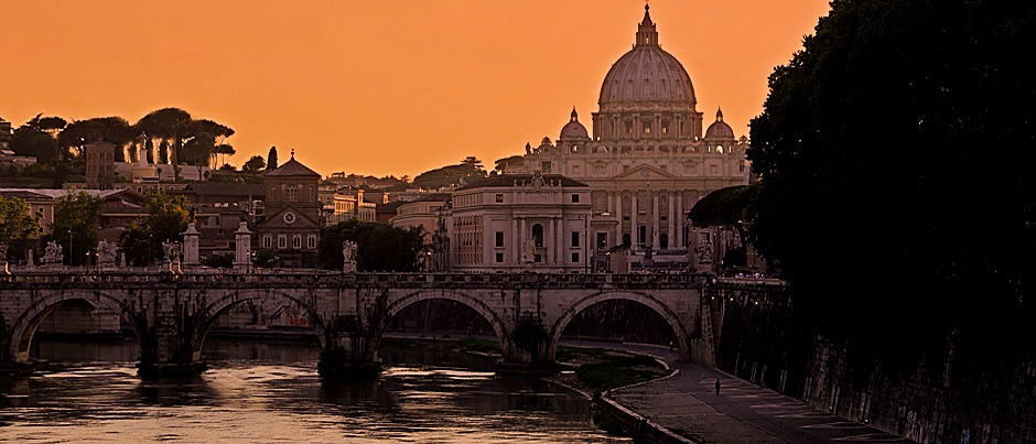 Rome, one of the travel destination from Glesus, Wedding & Travel Services in Italy