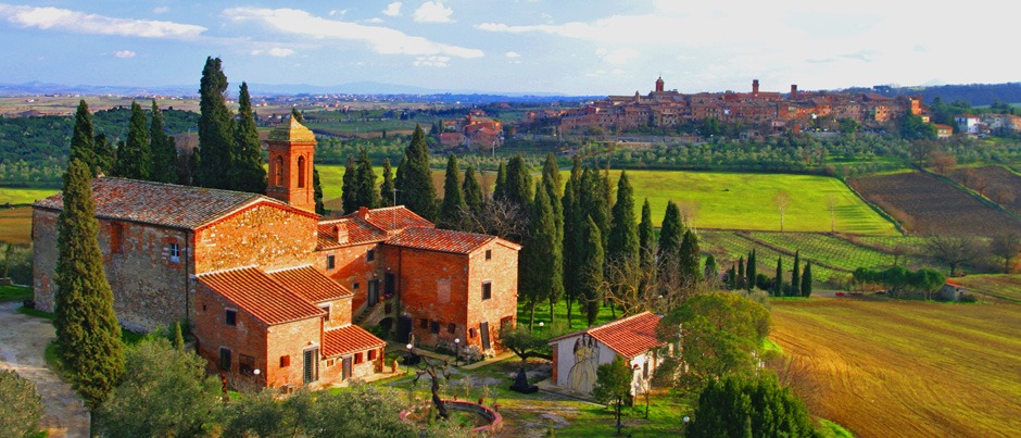 Tuscany, one of the travel destination from Glesus, Wedding & Travel Services in Italy